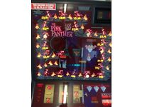 Pink Panther Fruit \ Slot Machine 1993 maygay