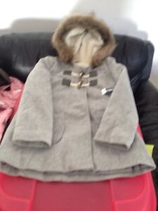 Old navy winter girls coat