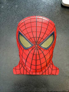 'The Amazing Spider-Man' DVD with SPIDER-MAN MASK CASE