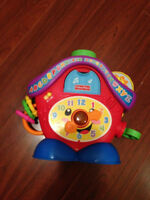Fisher Price Laugh & Learn Peek A Boo Cuckoo