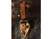Husqvarna 61 chainsaw