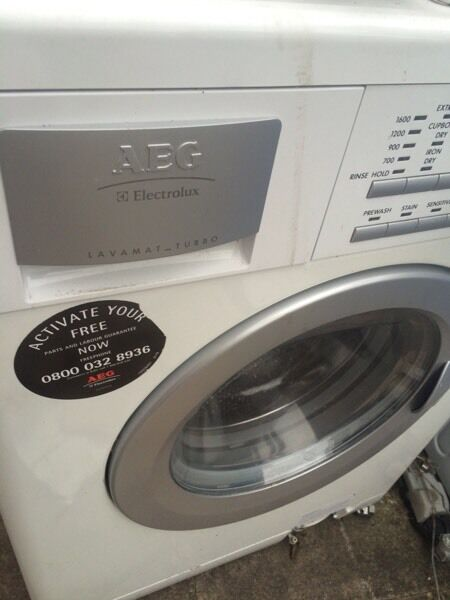Aeg 16830 washing machine breaking parts spares can post