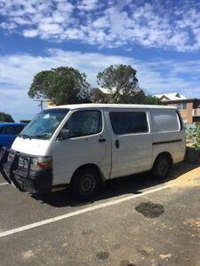 URGENT Toyota Hiace van Perth Perth City Area Preview