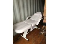 BEAUTY BED MASSAGE COUCH TATTOO CHAIR,CASH ON COLLECTION ONLY