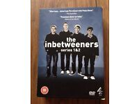 DVD Box set-The Inbetweeners (Open to Offers)