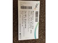 Motorcycle live 2016 ticket