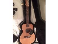 Maton EM-6 Mini Australian Acoustic/Electric guitar