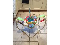 Luv U Zoo Jumperoo - Fisherprice