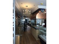 Lease for sale Turkish mangal take away restaurant 45 cover and 6 room flat above Sw london