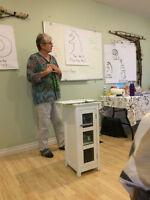 Reiki I & Personal Wellness Class/ Pat Dockrill