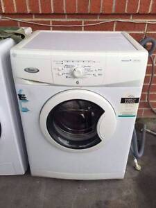 Nice great working 6th sensor 7.5 kg whirlpool front washing mach Box Hill North Whitehorse Area Preview