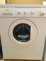 Older model washer & dryer