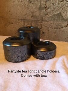 Brand new in box Partylite candle holders Prince George British Columbia image 1