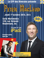 Spectacle Peter MacLeod