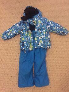 Adorable 5T Winter Coat & Snowpants