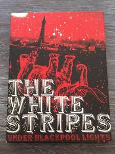 The White Stripes - Under Blackpool Lights Amaroo Gungahlin Area Preview