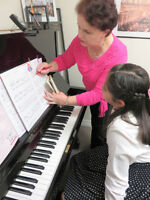 MUSIC LESSONS IN THORNHILL - Piano, cello, guitar, flute, drums