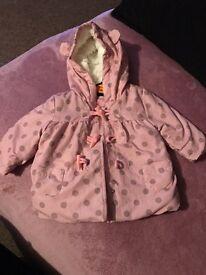 0-3 months coat