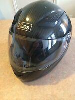 KAOS motorcycle helmet -- SUPERLIGHT!!!