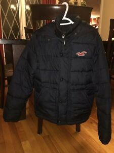 Hollister Winter Jacket Size M