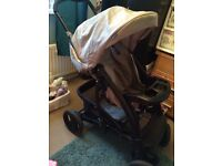 Graco 3 in 1 deluxe travel system