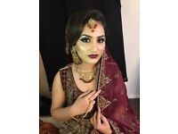 Asian bridal hair and makeup artist. Qualified and certified. Bridal and party hair and make up