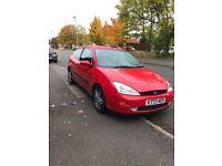 2000 Ford Focus 2.0 zetec