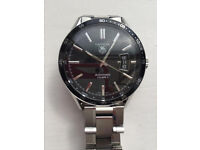 TAG HEUER CARRERA-AUTOMATIC calibre 5**SWAP CONSIDERED***