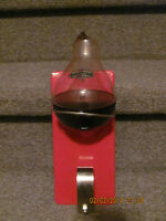 Early fire bomb glass fire extinguisher $65