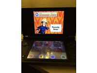 Nintendo DSI XL & Games,Charger & Cover!!