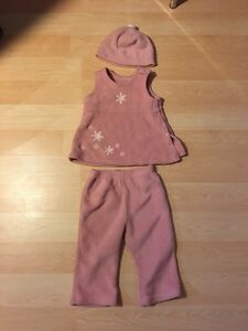 *Like New* 3 pieces Baby Roots set (size 6-12 month)