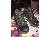 Size 13 saftey boots