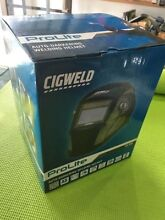 CIGWELD ProLite Auto/Darkening Welding Helmet Brunswick East Moreland Area Preview