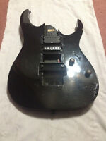 Ibanez RG 470 Body Project