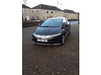 Honda Civic 2.2 cdti 2008 breaking parts spares repair