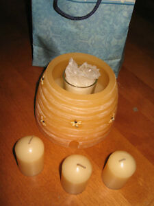 Beehive Candle Holder