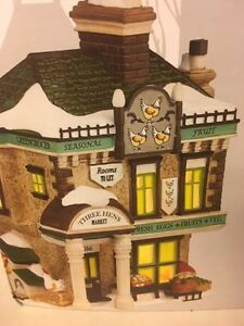 Department 56 Dickens village piece Strathcona County Edmonton Area image 1