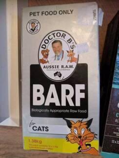 Cat Food BARF