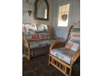 Conservatory or summer house furniture