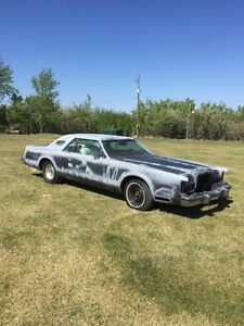 1977 Lincoln Continental Coupe (2 door)