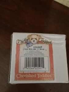 """Cherished Teddies collectables """"T"""" and """"B"""" St. John's Newfoundland image 3"""