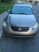 2003 Nissan Altima Berline