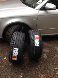 New Michelin tyres pilot sport 3
