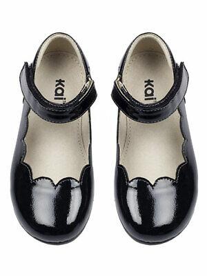 See Kai Run Savannah Girls Black Patent Shoes mary Janes Sizes 11- 3Y NWB
