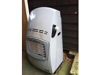 Delonghi portable gas heater