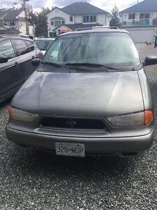 1998 Ford Windstar Northwoods Edition Minivan, Van