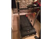 V fit electric treadmill