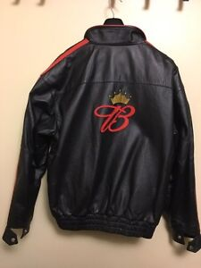 Dale Earnhardt Jr #8 Genuine Leather Jacket Windsor Region Ontario image 2