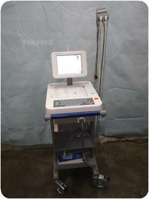 Quinton Burdick E10 Eclipse Premier Electrocardiograph Ecg Ekg W 2 Modules