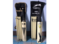 Two kids cricket sets, take both for only £35 as each set costs £49.95,no time wasters please